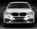 Карбоновый передний сплиттер M Performance для BMW X6 F16