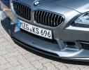 Сплиттер переднего бампера JMS для BMW F12/F13 6-серия
