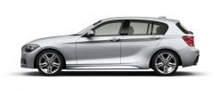Аэродинамический обвес «M» для BMW F20 1-серия