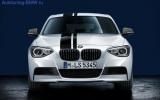 Аэродинамический обвес M Performance для BMW F20 1-серия