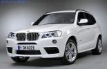 Комплект дооснащения M Technic для BMW X3 F25