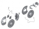 Дооснащение спортивными тормозами для BMW X5 F15