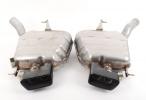 Глушитель M Performance для BMW F06/F13 6-серия