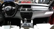 Комплект карбоновых деталей интерьера BMW X6 E71