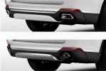 M Performance насадки глушителя для BMW X5 F15