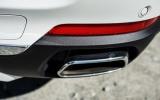 M Performance насадки глушителя BMW X5 F15