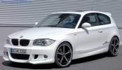 Накладка переднего бампера AC Schnitzer для BMW E81/E87 1-серия