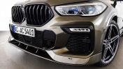 Накладка переднего бампера AC Schnitzer для BMW X6 G06