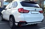 Накладка заднего бампера M Performance для BMW X5 F15
