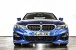 Накладки бампера AC Schnitzer для BMW G20 3-серия