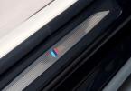 Дооснащение накладками порогов в М-стиле BMW F20/F30