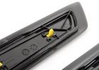 Накладки на пороги с подсветкой для BMW F20/F30