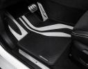 Ножные коврики M Performance для BMW X5 F15/X6 F16, передние