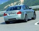 Оригинальный задний бампер BMW E90 М3 3-серия