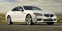 Передний бампер M-Sport для BMW F06/F13 6-серия