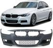 Передний бампер М-стиль для BMW F30 3-серия