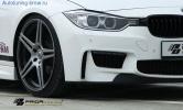 Передний бампер Prior Design для BMW F30 3-серия