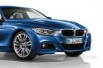 Передний бампер «М» для BMW F30 3-серия
