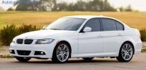 Пороги М-стиль для BMW E90/E91 3-серия
