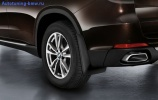 Расширители колесных арок BMW X5 F15