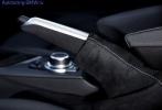 Рукоятка ручника с чехлом Performance для BMW 1-серия