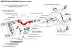 Соединительный патрубок Akrapovic – BMW 1M Coupe