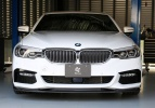 Карбоновый сплиттер 3DDesign для BMW G30 5-серия