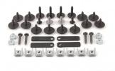 Сплиттер переднего бампера M Performance для BMW M3 F80/M4 F82