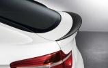 Спойлер для BMW X6 E71