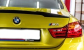 Карбоновый спойлер M Performance для BMW M4 F82