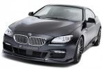 Спойлер переднего бампера Hamann для BMW F13 6-серия