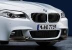 Спойлер переднего бампера M Performance BMW F10 5-серия