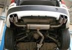 Центральный глушитель Supersprint для BMW X3 F25/X4 F26