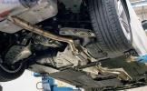 Центральный глушитель Supersprint для BMW F30 3-серия