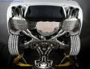Центральный X-pipe для BMW M6 F12/F13/F06