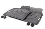 Всепогодные ножные коврики для BMW X6 F16, передние
