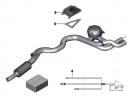 Выхлопная система Active Sound для BMW F30/F32