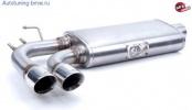 Выхлопная система AFE Power для BMW F30 3-серия