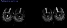 Выхлопная система Akrapovic Evolution для BMW M3 E92