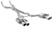 Выхлопная система Akrapovic Evolution для BMW M5 F10