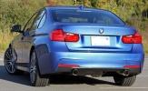 Выхлопная система Borla S-Type для BMW F30 3-серия