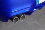 Выхлопная система Capristo для BMW M5 F10