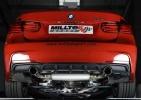 Выхлопная система Milltek Performance для BMW F30 3-серия