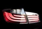 Задние фонари BMW F10 5-серия White Line