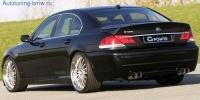 Задний бампер G-POWER для BMW E65 7-серия