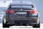 Задний бампер Kerscher для BMW F10 5-серия