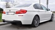 Задний бампер М-стиль для BMW F10 5-серия
