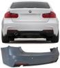 Задний бампер М-стиль для BMW F30 3-серия