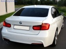 Задний бампер в М-стиле для BMW F30 3-серия