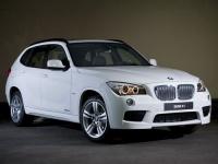 Аэродинамический комплект М для BMW X1 E84